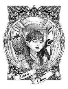 """햇칭 on Twitter: """"츄 2.0 #loona #이달의소녀 #chuu #츄 #loonafanart… """""""