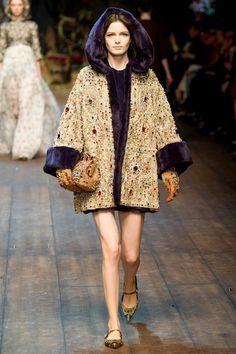 Dolce & Gabbana Herfst/Winter 2014-15 (28)  - Shows - Fashion