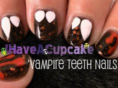 For halloween nailed pinterest halloween nails and zombies pinterest halloween nails and zombies prinsesfo Choice Image