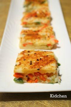 5分鐘早餐!食在安心又省時:健康蔬菜餅 - 動手DIY - 親子就醬玩