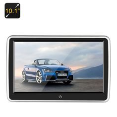 10.1 Inch Car Headrest DVD Player
