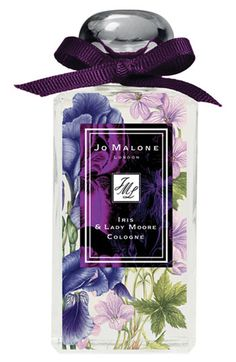 Jo Malone Iris & Lady Moore limited edition.