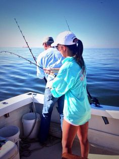 to go deep sea fishing and NOT get sea sick would be graaaand <3