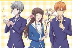 Anime Naruto, Anime Manga, Sasuke Uchiha, Basket Drawing, Yuki Sohma, Fruits Basket Anime, Anime Reccomendations, Anime Nerd, Another Anime