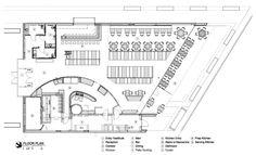 【新提醒】美国Oklahoma极富设计感的一家咖啡厅(含平面图) (2) - 餐饮空间 - 马蹄网|MT-BBS