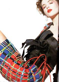 #Vintage 1980's Gaultier