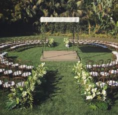 lovely for Ceremony Seating Arrangement Wedding, Wedding Ceremony Seating, Civil Ceremony, Wedding Venues, Wedding Night, Dream Wedding, Corporate Event Planner, Wedding Isles, Aisle Style