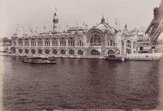 Exposition Universelle de 1900. Palais de la Navigation de Commerce