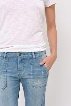 Claudie pant Cimarron jeans