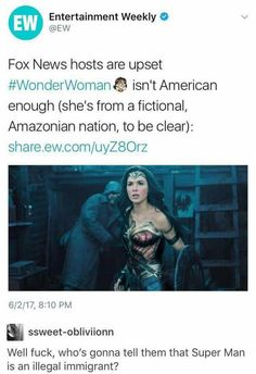 Oh well, we've still got Marvel. DC movies suck anyway. Dc Memes, Funny Memes, Hilarious, Comedy Memes, It's Funny, Funny Laugh, Stupid Funny, Superman, Batman