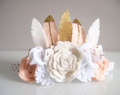 CUSTOM DESIGN & CRAFTED floral letter by kireihandmade on Etsy