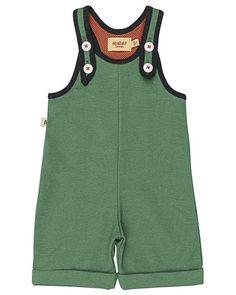 Super seje AlbaBabY Gary Overalls AlbaBabY Heldragter til Børnetøj i dejlige materialer