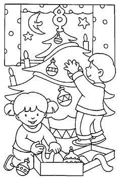 "iColor ""Little Kids Christmas"""