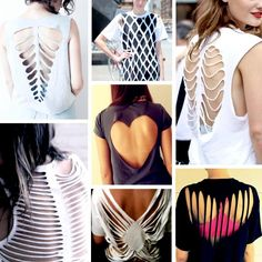 T-shirt ideas #DIY