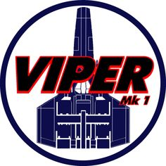 Viper MkI Insignia New BSG Style by viperaviator on DeviantArt