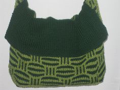 Asthore Bag - free pdf knit pattern