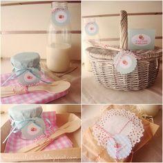 DIY picnic ideas. Really vintage and I love pastel cuteness!!! #moshuluspringpicnic @Moshulu Shoes.