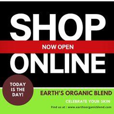 Earth's Organic Blend Bath and Body Products Body Butters, Oils, Men's Beard Kit, Mustache Wax, Scrubs, etc.
