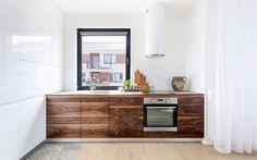 byt rusovce 12 Kitchen Island, Sweet Home, Indoor, Cabinet, Interior Design, Storage, House, Furniture, Home Decor
