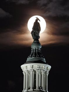 Statue of Freedom - U.S. Capitol