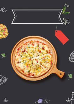 Alimentos Refeição O almoço O jantar Background Pizza Logo, Pizza Branding, Pizza Menu Design, Food Menu Design, Flyer Design, Restaurant Poster, Restaurant Menu Design, Logo Pizzeria, Comida Pizza