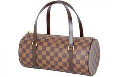Louis Vuitton Damier Papillon 26 Hand Bag