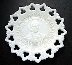 Commemorative George Washington Plate