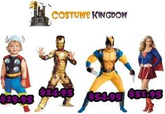 kids #Halloween #Costumes Childrens Halloween Costumes New 2013 http://www.planetgoldilocks.com/halloween/kidscostumes.html Save 10% off any purchase  with code CK10 through October 31st #coupons