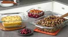 Turkey Day Recipes: Terrific Thanksgiving Day Sides - Rooted in tradition but tweaked to please today's more sophisticated palate, they're so tasty that you may just need to remind everyone to leave enough room on their plate for the bird.