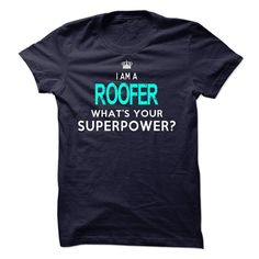 I'm A ROOFER T-Shirts, Hoodies. GET IT ==► Funny Tee Shirts