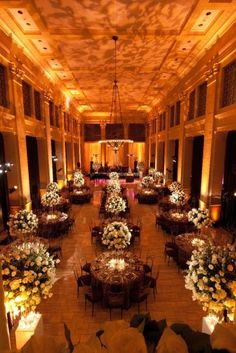 The Banking Hall at the Bently Reserve in San Francisco. Best ballroom in North America 2013