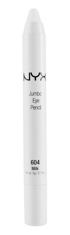 The OG NYX product, the Jumbo Eye Pencil ($5) is a favorite among beauty junkies. With 32 shades, these cre...
