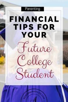 Got a teen who is headed off to college? Here are some outstanding tips to help your future college student get through college without crushing student loan debt. Planning Budget, College Planning, Saving For College, Meal Planning, Scholarships For College, College Students, Self Employment Opportunities, Financial Tips, Financial Planning
