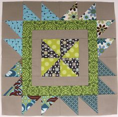 For Kendra | Quilting Divas Bee. Tachas tutorial here: han… | Flickr