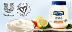 Hellmann's ganha selo vegano em sua maionese sem nada animal, mesmo pertencendo à Unilever | Vista-se