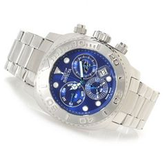 Invicta Mens Australian Pro Diver Swiss Chronograph Bracelet Watch