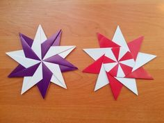 Origami for Everyone – From Beginner to Advanced – DIY Fan Origami Swan, Origami Dragon, Origami Fish, Origami Flowers, Origami Paper, Origami Ornaments, Paper Christmas Ornaments, Christmas Crafts, Diy Arts And Crafts