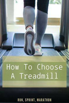How To Choose A Treadmill - Run, Sprint, Marathon Outdoor Fitness Equipment, Best Home Gym Equipment, Yoga Equipment, No Equipment Workout, Training Equipment, Treadmill Brands, Treadmill Workouts, Fun Workouts, Best Treadmill For Running