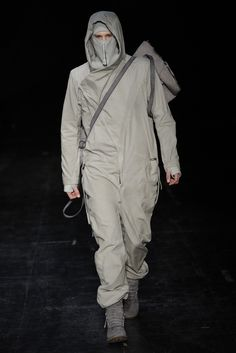 Boris Bidjan Saberi - Autumn/Winter 2012