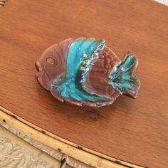 Coupelle en céramique émaillée Vallauris... http://www.lanouvelleraffinerie.com/1136-coupelle-en-ceramique-emaillee-vallauris.html
