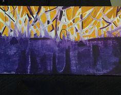 Purple Erosion
