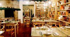 The Literary Man, un antiguo convento del siglo XIX devenido en un hotel dedicado a los lectores, un exclusivo hotel literario. En Óbidos, a una hora de Lisboa, en Portugal,