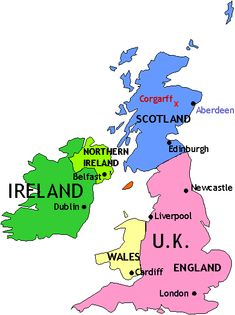 tour the British Isles