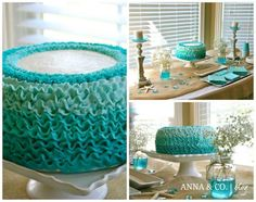 Love this Little Mermaid Party