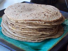 """Once upon a time,I thought that tortillas could be one of our """"compromise"""" foods. Hubby eats a LOT of them, and I figured they can't have that many ingredients, so I decided that they could be something that I wouldpurchase, rather than make at home. Until the fatefulday whenI merrily pushed my cart up the …"""