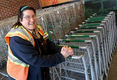 NORTON - Kelly-Jean Robbins has been a staple at Roche Bros. supermarket for the past 22 years.