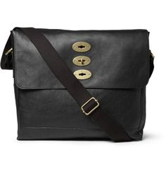 Mulberry Brynmore Leather Messenger Bag | MR PORTER