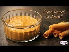 Recette de Crème Dessert au Caramel façon Danette