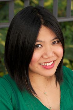 Julie Leung will appear at the Middle Grades Read All About It Panel.
