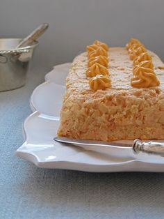 El pastel de pescado más deseado.